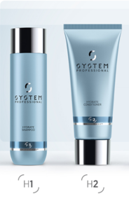 System Professional Hydrate Range