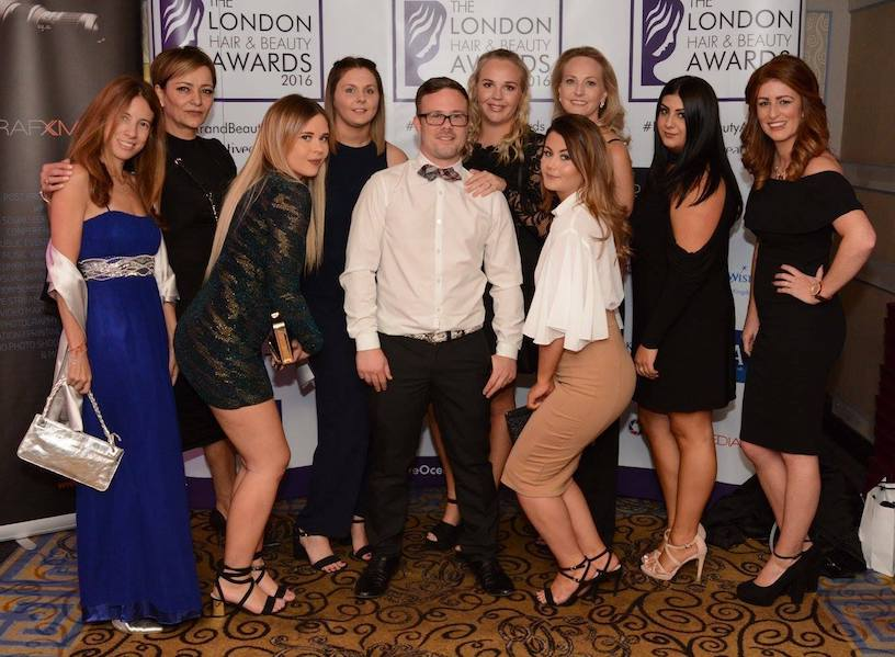 Millimetre Sutton - South West Salon of the Year 2016