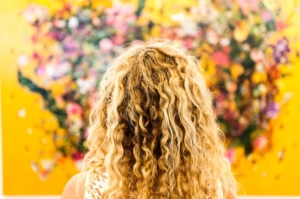 Smooth Curly Hair