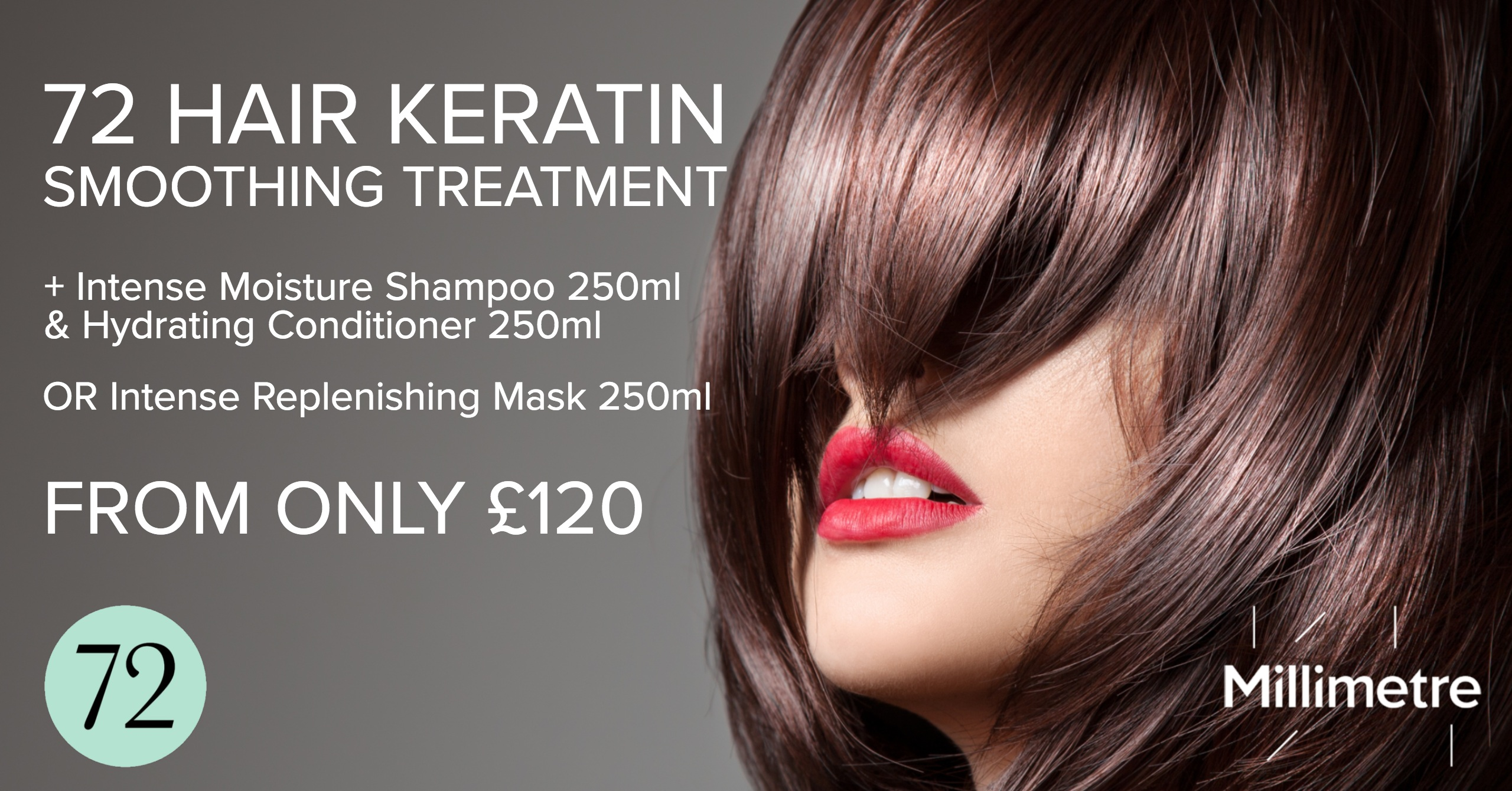72 Hair Keratin Offer