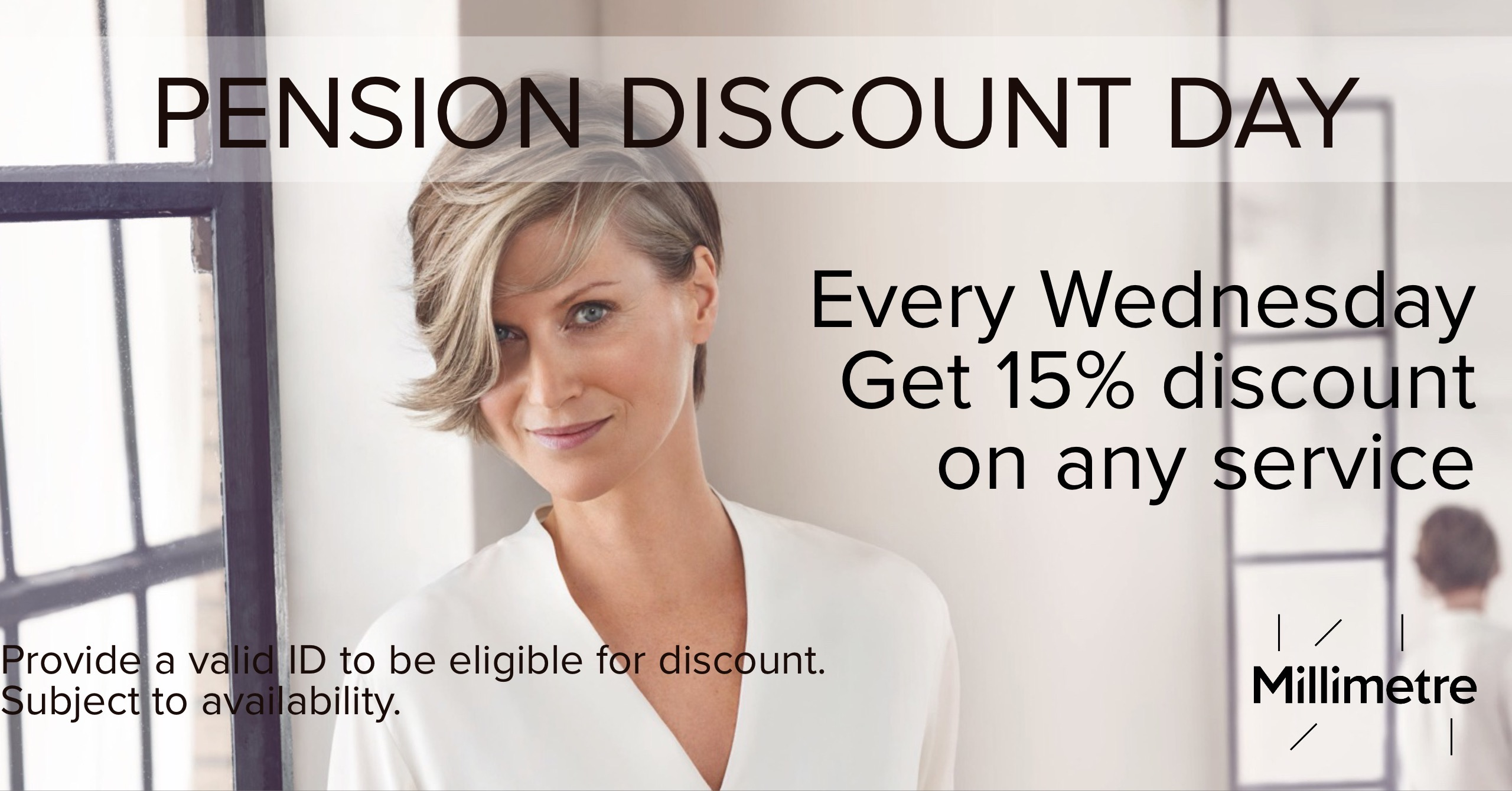 Pension Discount Day