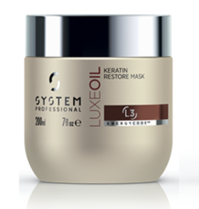 System Professional Luxe Oil Mask