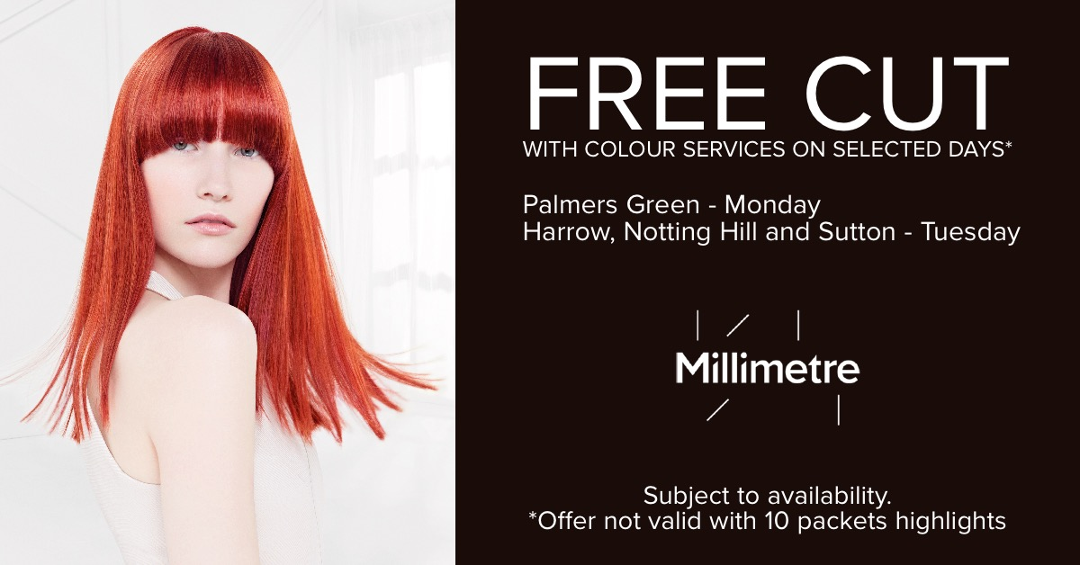 Free Cut Offer