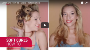 How To Do Soft Curls