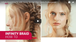 How To Do An Infinity Braid