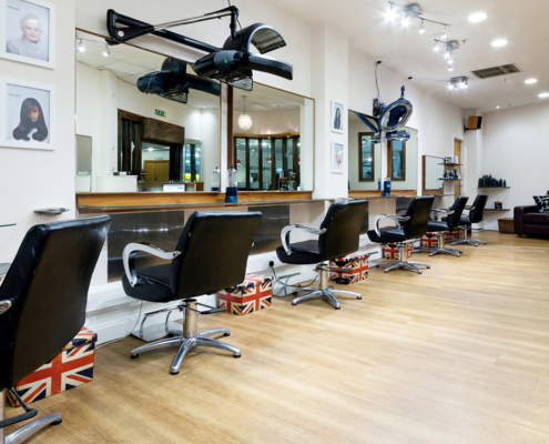 MM Hair Salons in London